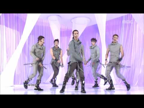 2PM - I'll Be Back, 투피엠 - 아윌 비 백, Music Core 20101016