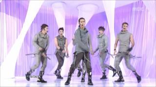 2pm ill be back 투피엠 아윌 비 백 music core 20101016