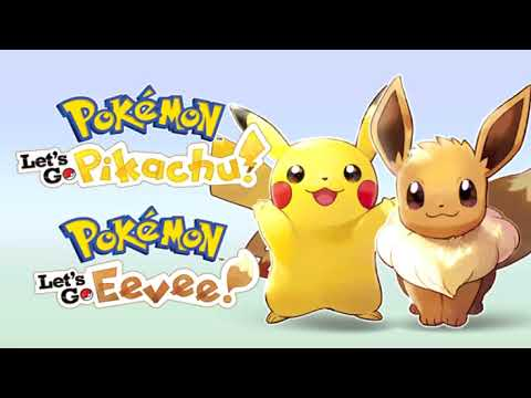 10 Hours Celadon City Theme - Pokemon Let's Go Pikachu & Eevee Music Extended