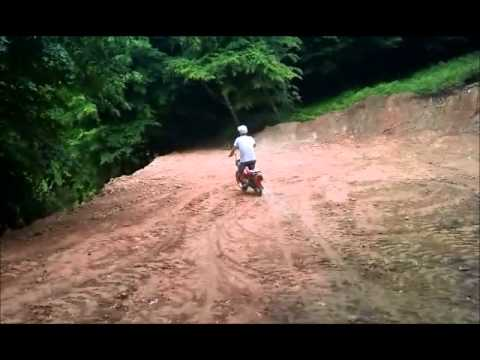 King Samo ride on Babetta