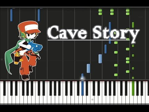 Cave Story - Theme Song Synthesia Tutorial