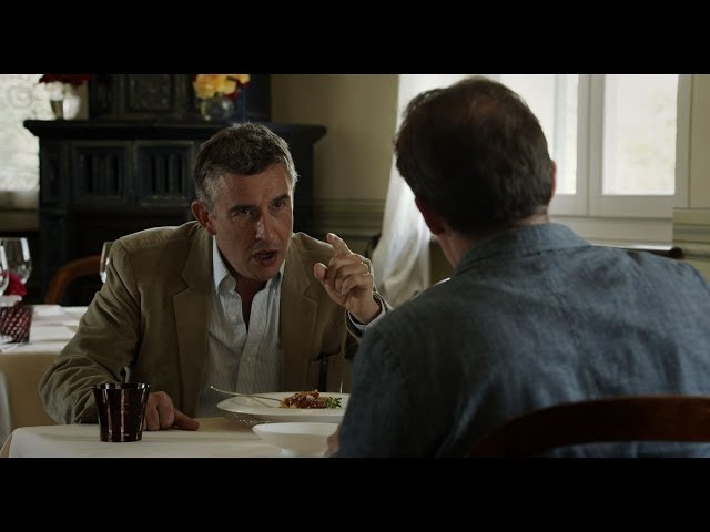 Rob Brydon & Steve Coogan impersonation stand off – The Trip to Italy: Preview – BBC Two