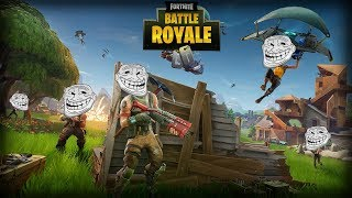 GET TROLLED!!! (Fortnite Battle Royale)