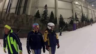 Zimas esqui club en Xanadu