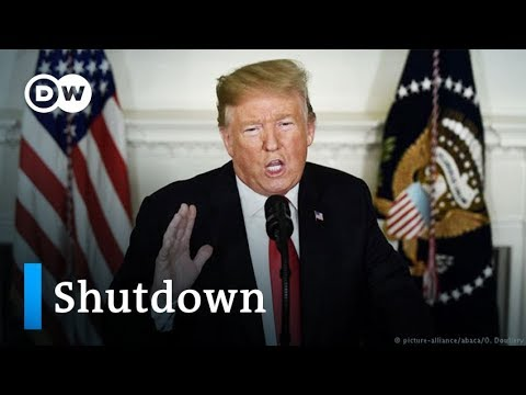Analysis: Democrats reject Trump DACA-wall compromise | DW News