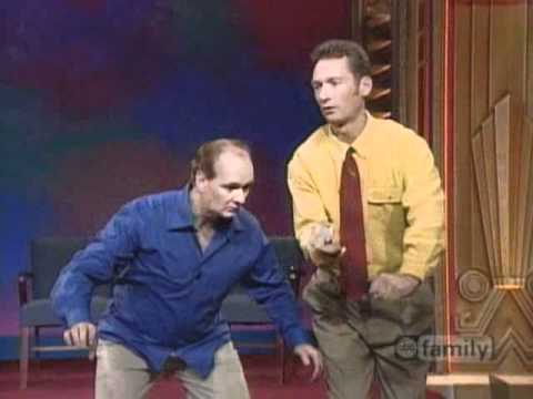 Whose Line Is It Anyway-Sports Casters
