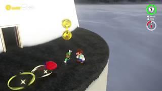 *NEW* SECRET Hint Art #2 - Super Mario Odyssey
