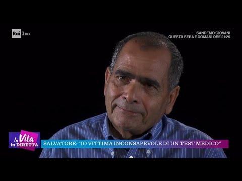 Salvatore: 'Ero morto da 16 ore, poi ho riaperto gli occhi' - La vita in diretta 20/12/2018