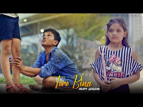 Tere Bina | Ajeet | Heart Touching Love Story | Latest Hindi Song 2021 | Shlok U0026 Swathi | CuteHub