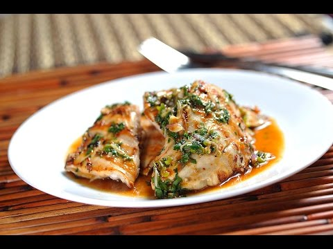 Marinated Chicken Breast Mexican Food