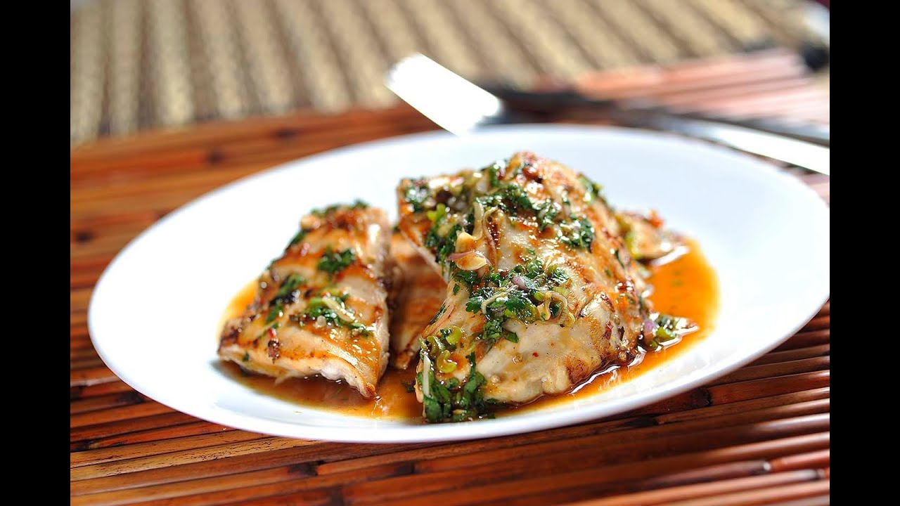 how to make marinated chicken breast