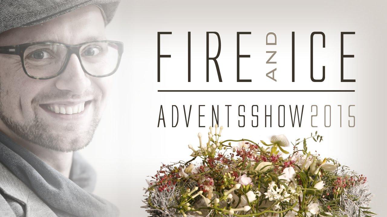 Trailer zur großen Floristik-Adventsshow mit Marcel Schulz ...