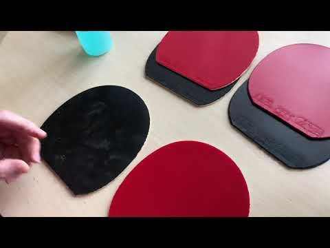 How to Clean, Restore and Prolong the Life of Your Table Tennis Rubbers
