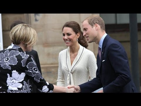 Rules for meeting the royals