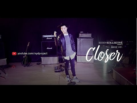 CLOSER - The Chainsmokers ft. Halsey | NYD Project ft. Yeshua Abraham & Christian Ama (Cover)