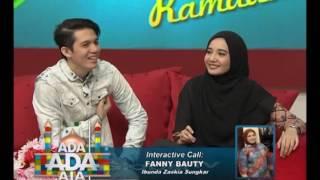 Irwansyah Suka Gemes Sama Fanny Bauty
