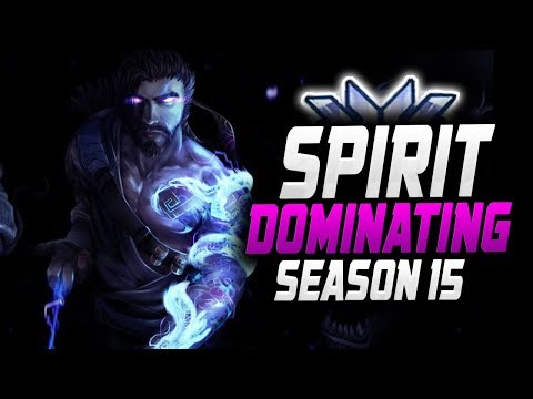 INSANE DPS HANZO - SPIRIT! 4400 SR! [ OVERWATCH SEASON 15 TOP 500 ]