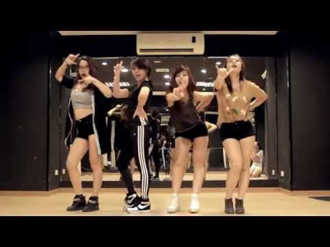 Love Song (Miss A) Dance Practice by The Dummies