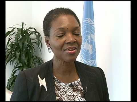 MaximsNewsNetwork: UN's NEW HUMANITARIAN CHIEF - VALERIA AMOS (UNTV)