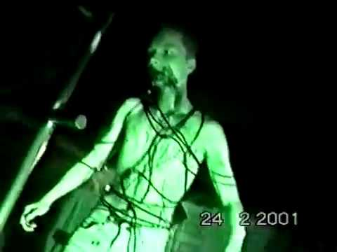 Rosewater (live at Metro, 2001)