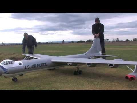 B36 'Peacemaker' Tests