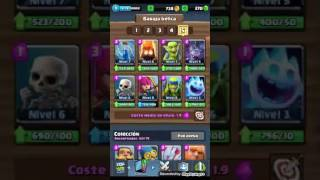 if you touch the Tower pierdes(nivel clash royale) mini clash royale game