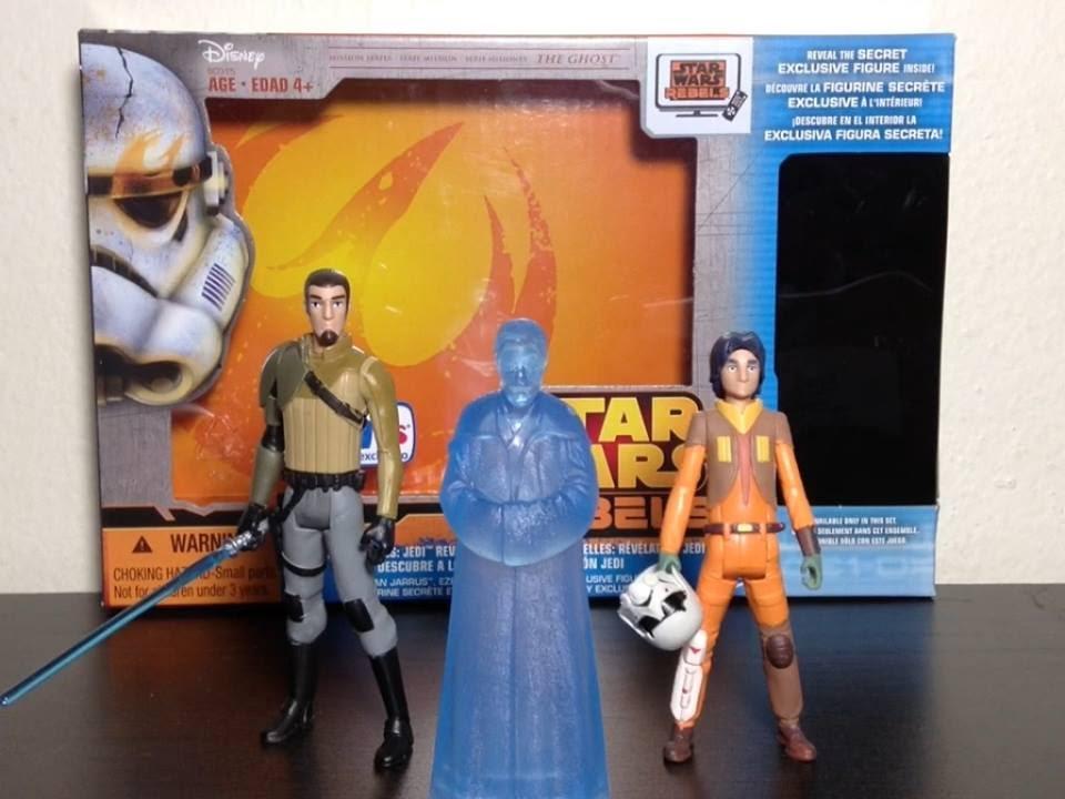 Star Wars Rebels Reveal The Rebels Jedi Reveal Toys R