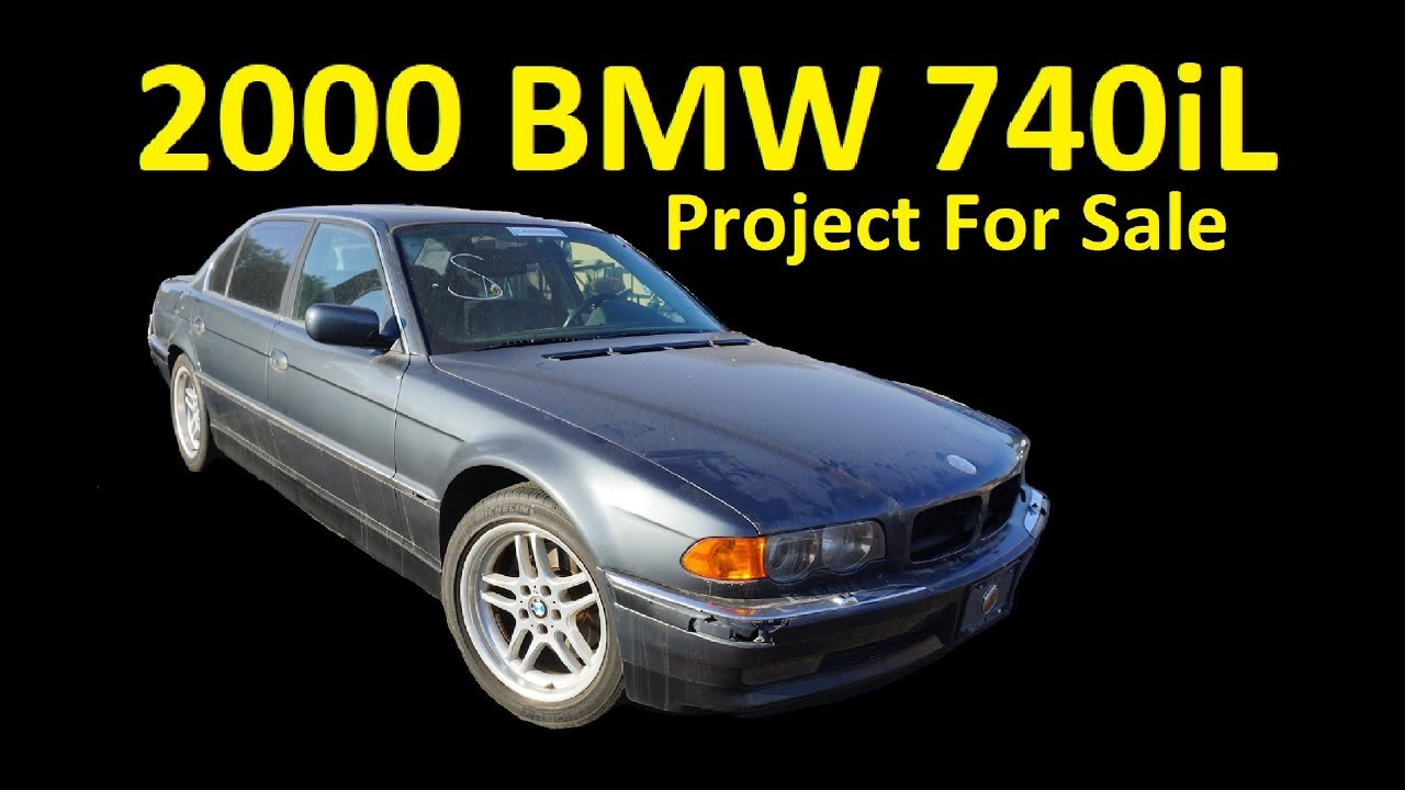 740 il m series wheels e38 for sale quick video walkaround [ 1280 x 720 Pixel ]