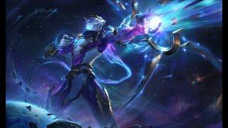 Cosmic Hunter Varus Full Gameplay PBE