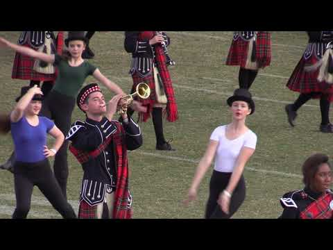 Scotland High School Marching Band, 8th  Battle in the Bear's Den 2