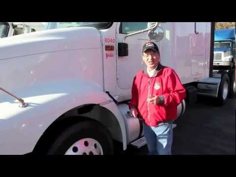 Fuel Saving Tips for Big Rigs