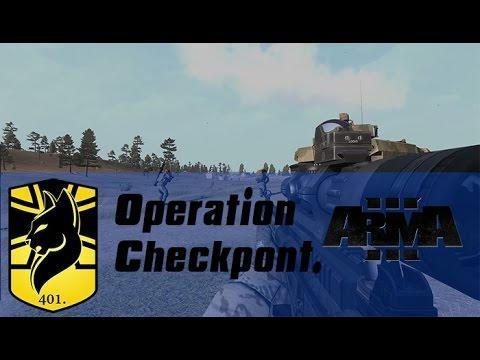 Arma 3 [401te] - Operation Checkpoint Teil 1/2   42. Commandos Royal Marine