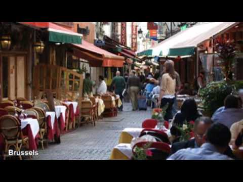 Brussels by Joseph Jeanmart - Music by Pink Satellite