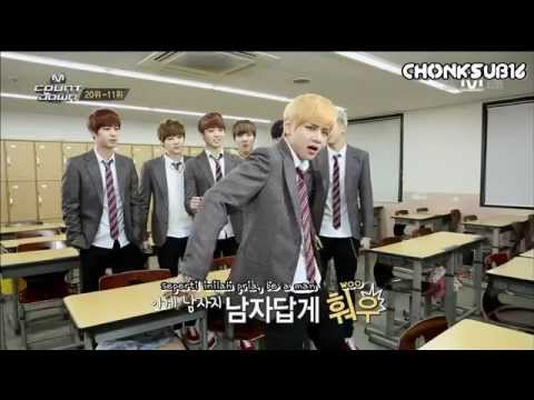 [INDO SUB] 140410 (MCD) BTS Today's & Chart 20-11