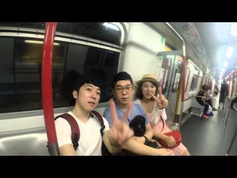 Hongkong and Shanghai