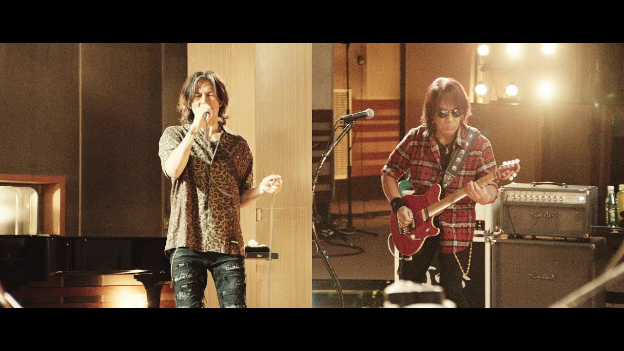 "B'z Live from AVACO STUDIO ""ultra soul"""