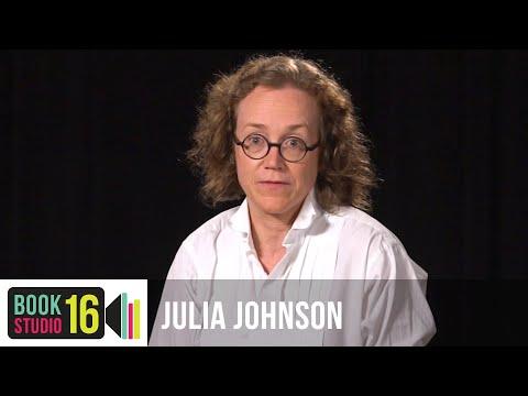 Julia Johnson on Her Novel