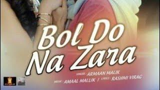 """Bol Do Na Zara""full song by a 15 year boy | Karaoke Songs"