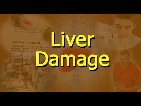 What Causes Liver Damage?