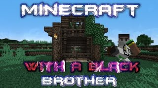 Minecraft With A Black Brother - They Got Me and Finding Pluto - Episode 6 Thumbnail