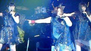 吉高由里子、近藤春菜、森カンナがバキュームを結成して一夜限りのPerfu...