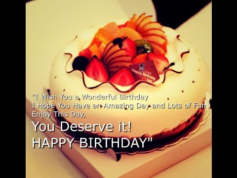 Heart Touching Happy Birthday Wishes For Friends And
