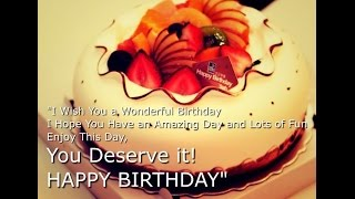 Heart Touching Happy Birthday Wishes For Friends And Family Member