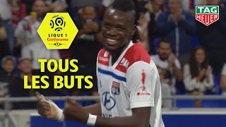 Tous les buts de la 3ème journée - Ligue 1 Conforama / 2018-19