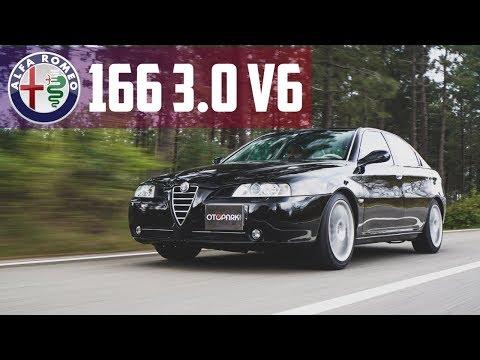 Alfa Romeo 166 3.0 V6 Sportronic | TEST