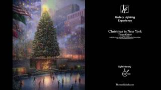 Chrismtas in New York - Gallery Lighting Experience