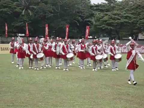 Senior Brass Band of St.Paul\u0027s Milagiriya (outdoor display)