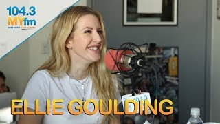 Ellie Goulding Talks Boxing, New Music & Plans For The Holidays