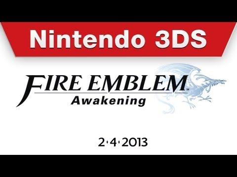 Nintendo 3DS - Fire Emblem Awakening Introduction Video