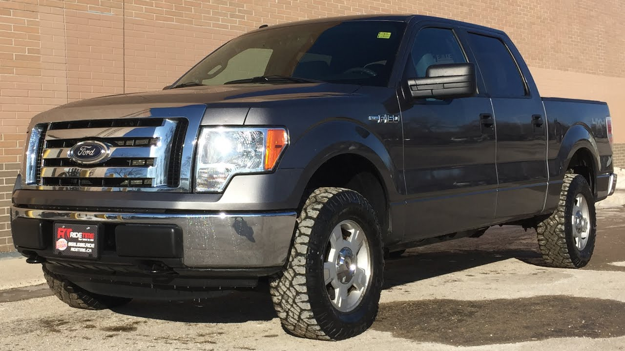 2012 Ford F 150 Xlt >> 2012 Ford F 150 Xlt 4wd Crew Cab 5 0l V8 Alloy Wheels Great Value